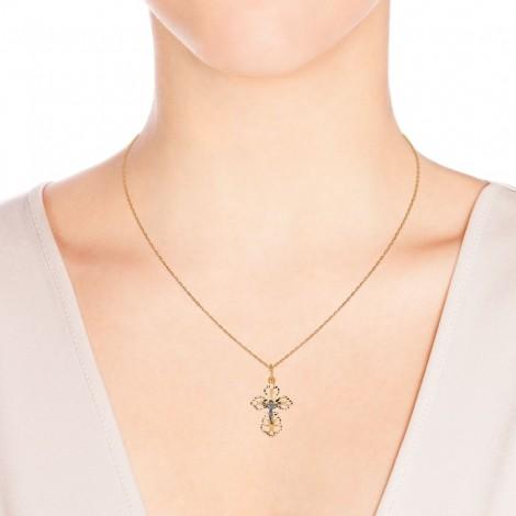 Крест штампованный